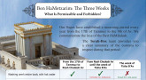 """[Print] Forbidden & Permissible actions during """"the 3 weeks"""""""