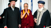 The Dalai-Lama told me: 'Return to Your Torah, it is the Source of Everything'