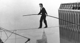 A Message from Philippe Petit, the Tightrope Walker