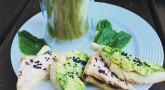 Recipe: Creamy Pesto Zucchini Soup