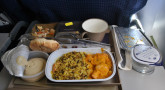 Story: The Meal Swapped on the Plane