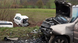 """Testimony: """"The Vehicle Was Totally Smashed, but the Family Emerged Unharmed"""""""