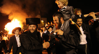 Lag Ba'Omer: The Secret Of the Love of One For Another