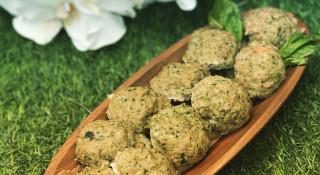 Recipe: Lemon Chicken Meatballs