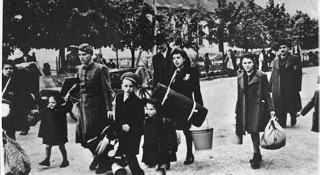 A Jewish Girl, Brutally Torn Away from Her Mother