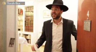 Selling and Searching for Chametz